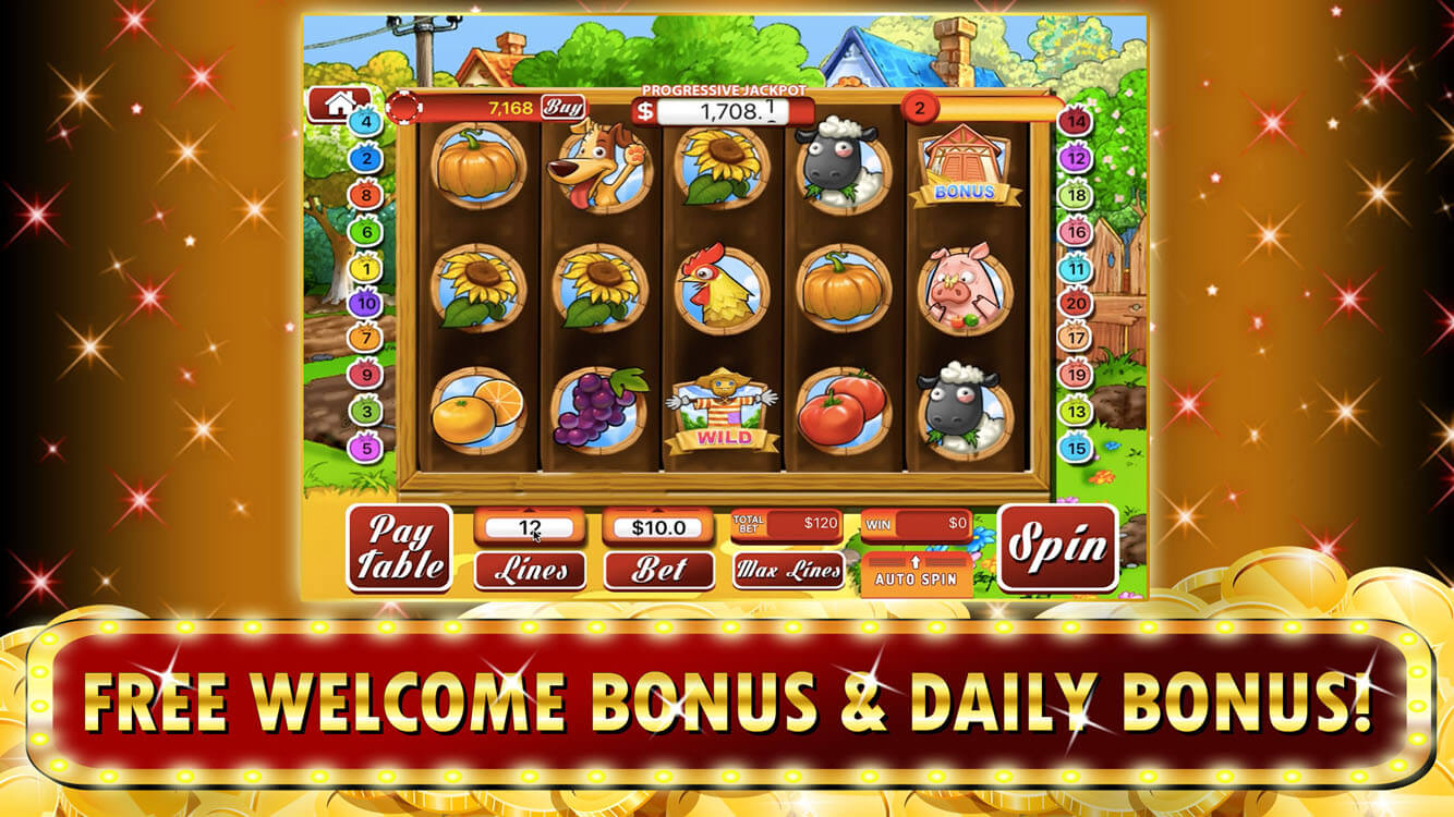 Casino Palace - Blackjack Roulette Slots 8 Theme Video Poker