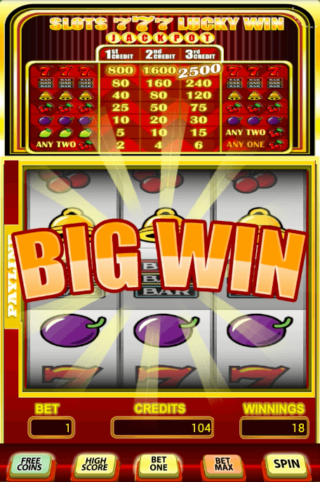 Slots 777 Vegas Game