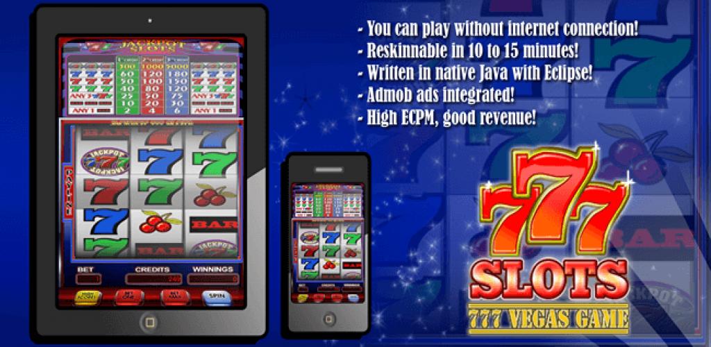 Slots 777 Vegas Game