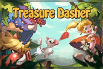 Treasure Hunters - Cookie Run like game