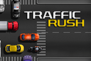 Traffic Rush Crush