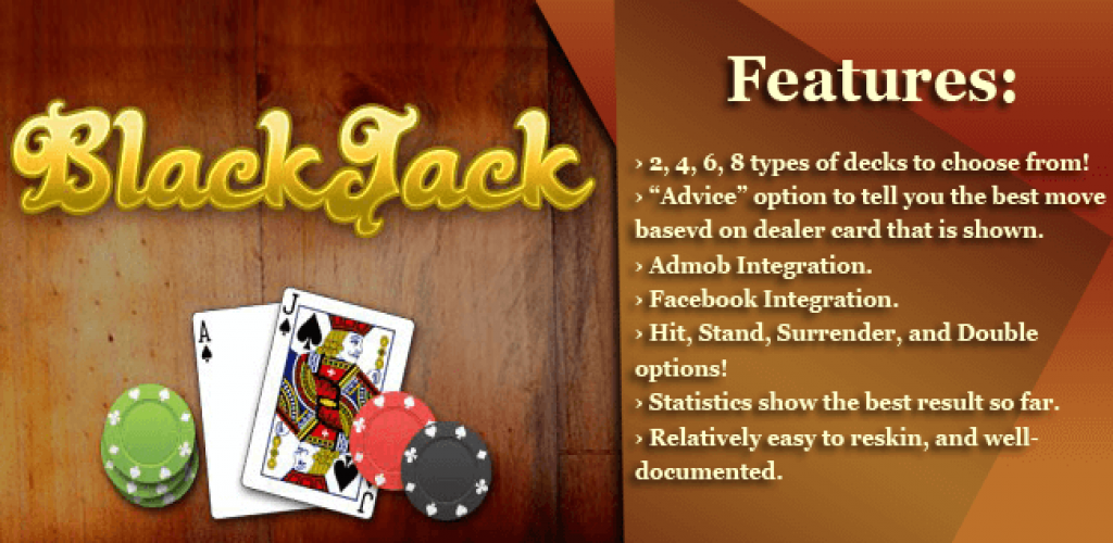 BlackJack 21 - American BlackJack