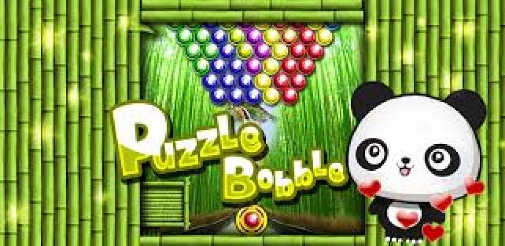Panda Puzzle Bobble