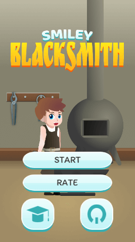 Smiley Blacksmith
