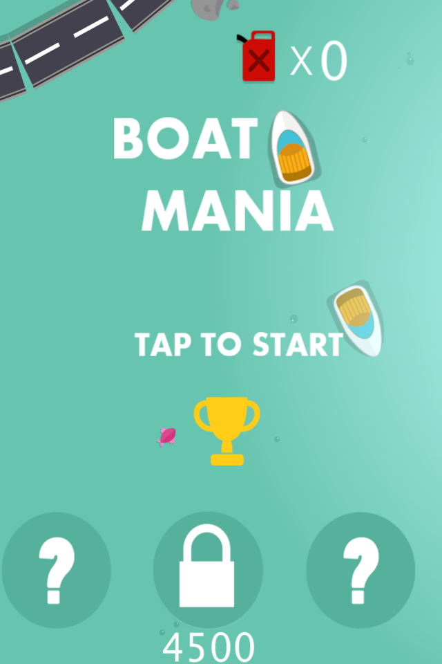 Boat Mania game for iOS  android