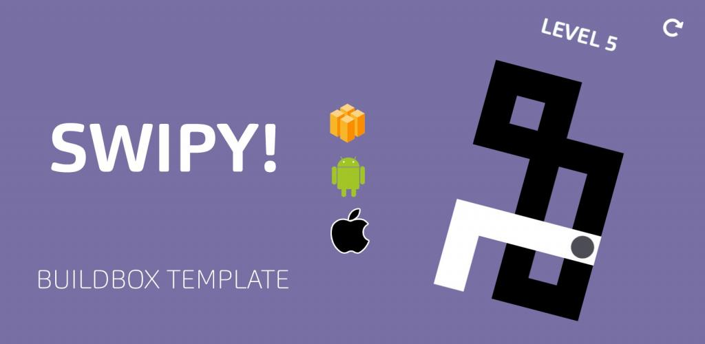 Swipy! Buildbox Template