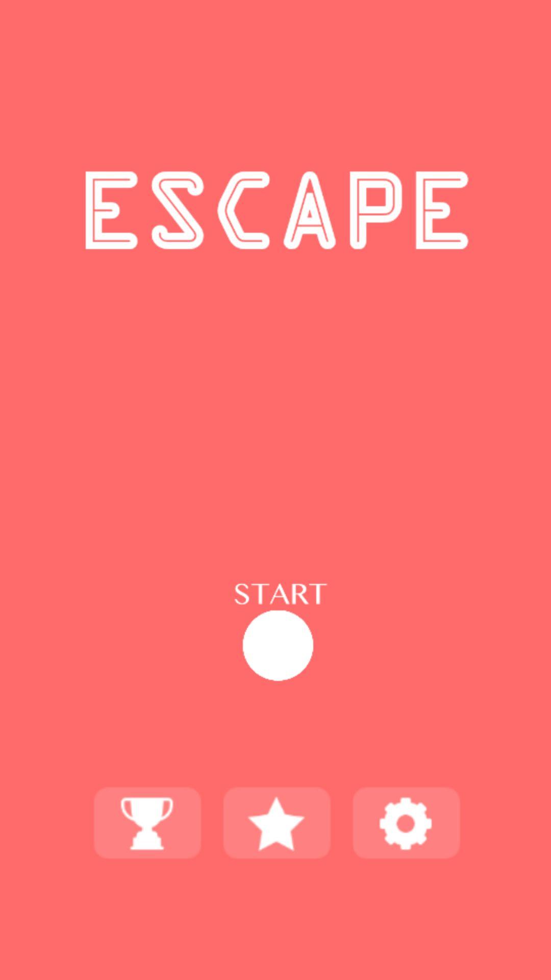 Escape Buildbox Template