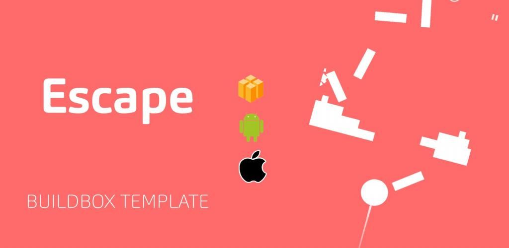 Escape Buildbox Template