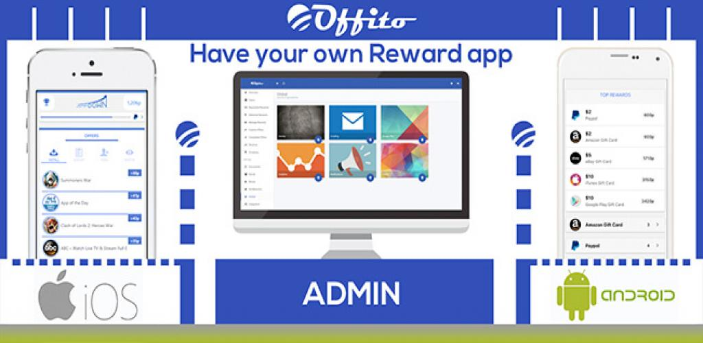 Offito - Reward application for Android