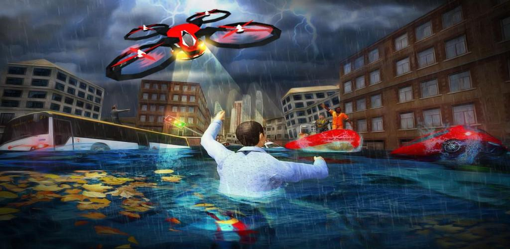 Drone Simulator Game