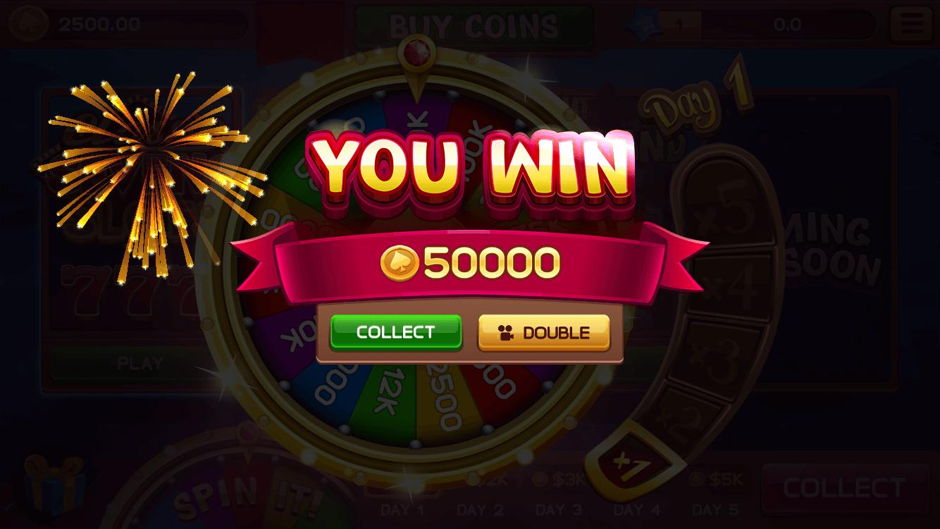 Classic Seven Slots
