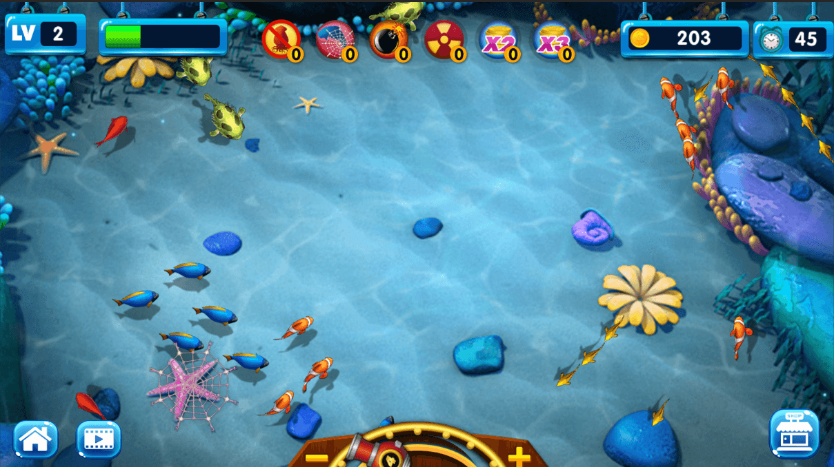 Fish Shooter – Fish Hunter Unity