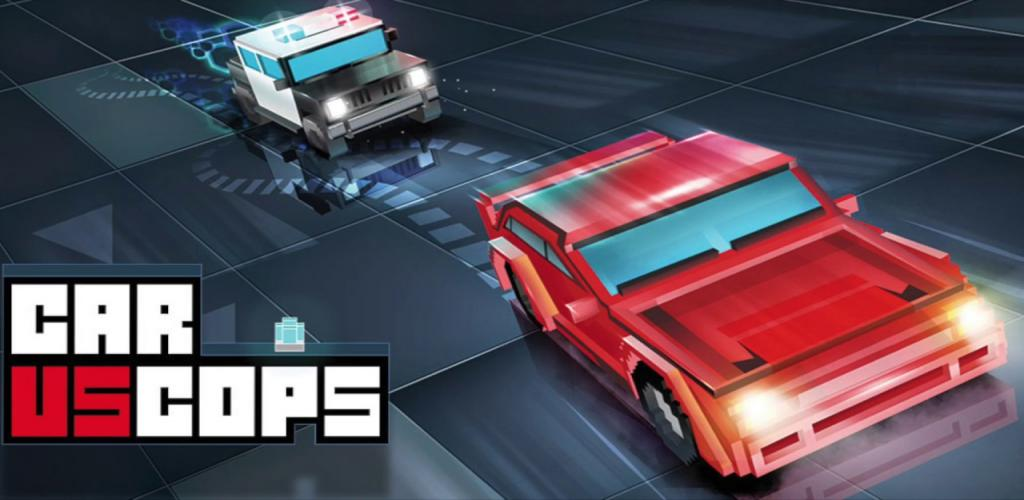Car vs Cops 3D Complete Project (Top free game)
