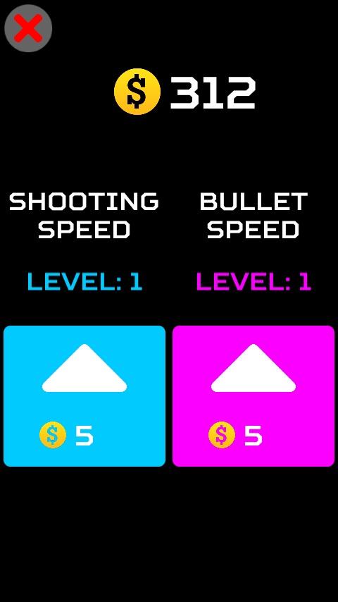 Unity Game Template - Blasty Shooting