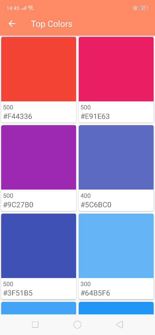 Material color