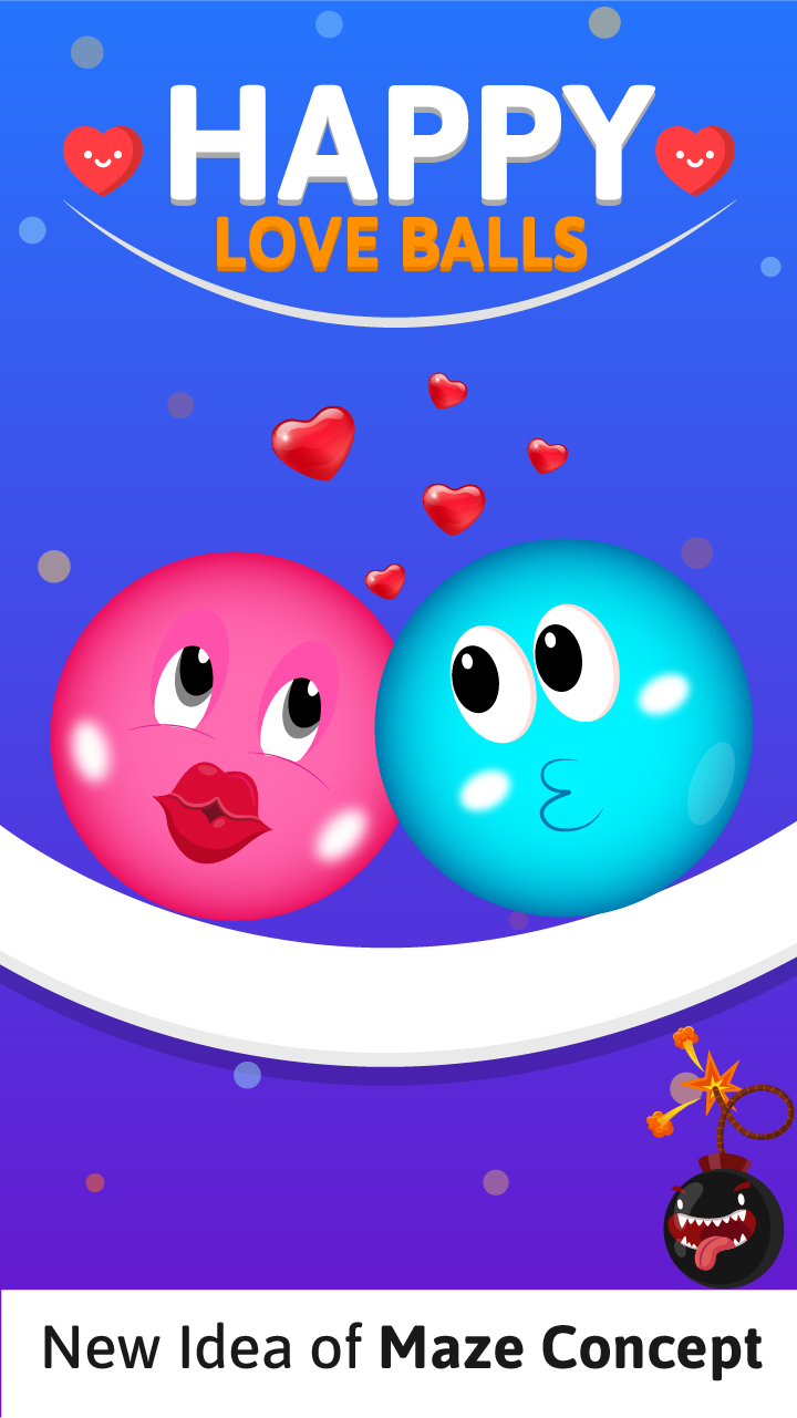 Love Balls - Date And Save Love