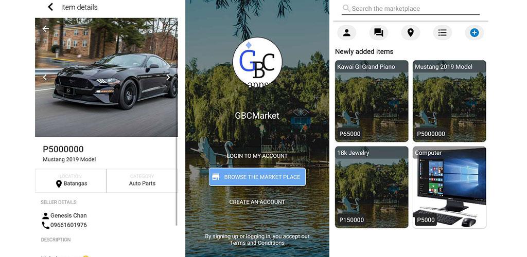 Marketplace App / OLX App