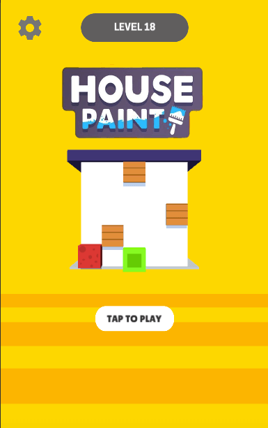 House Paint || Trending Game