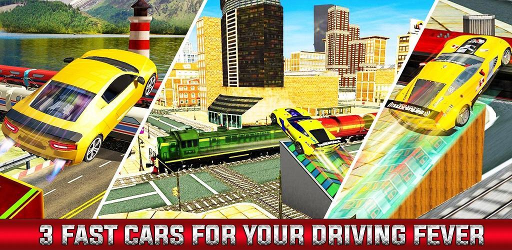Marvelous Highway Car Stunt :Traffic Racing Games