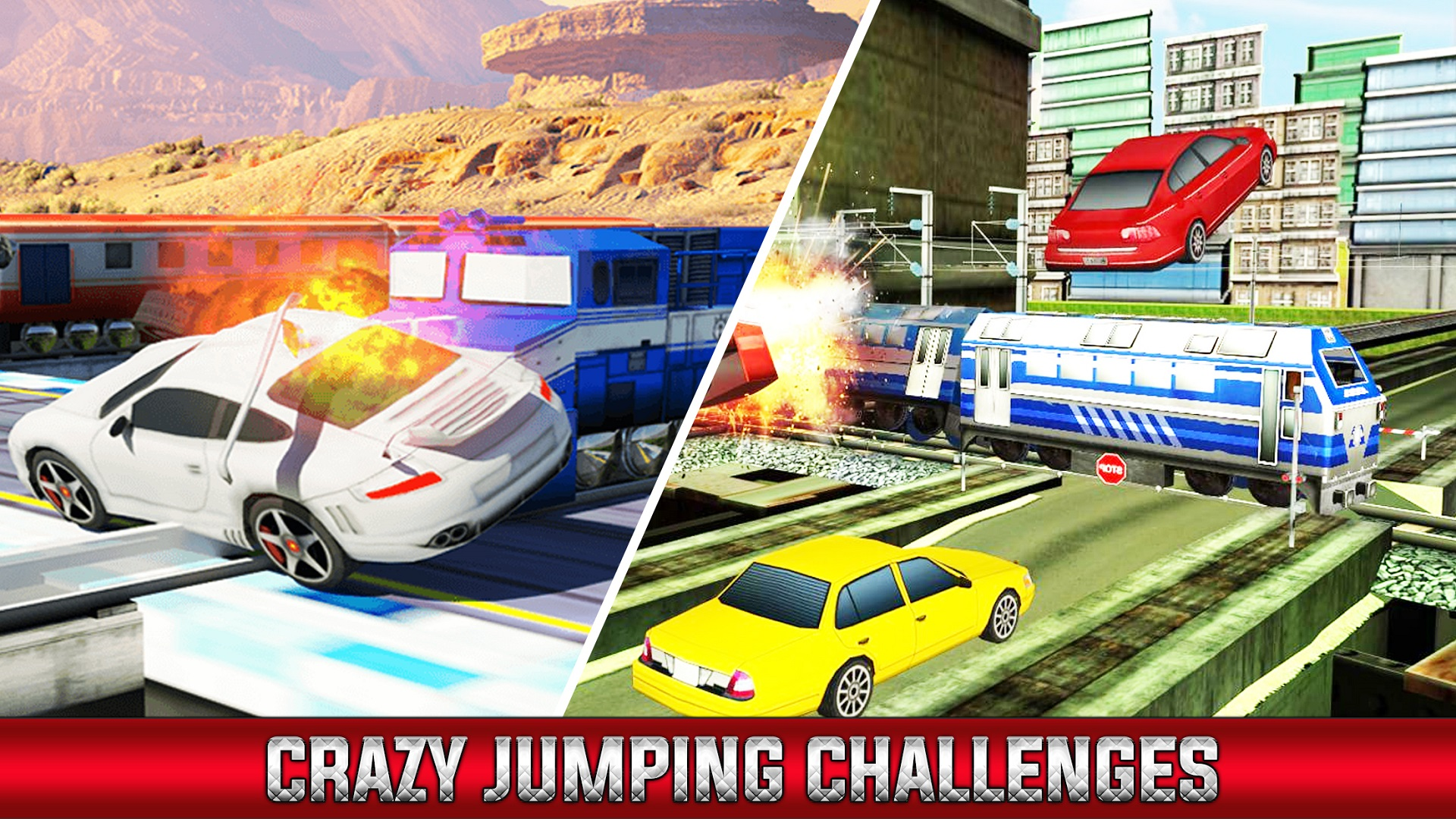 Marvelous Highway Car Stunt :Traffic Racing Games