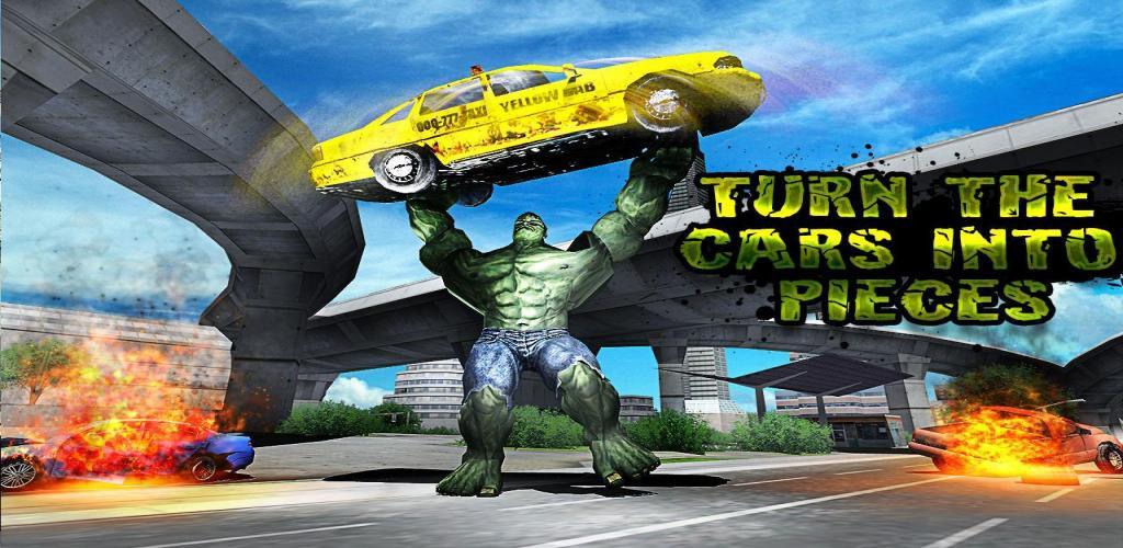 Incredible Super Hero Hulk