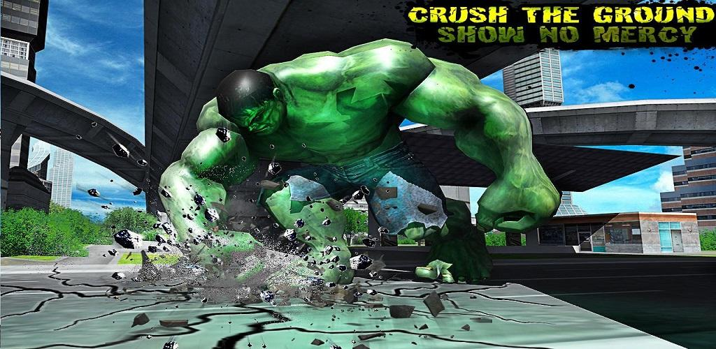 Incredible Super Hero Hulk