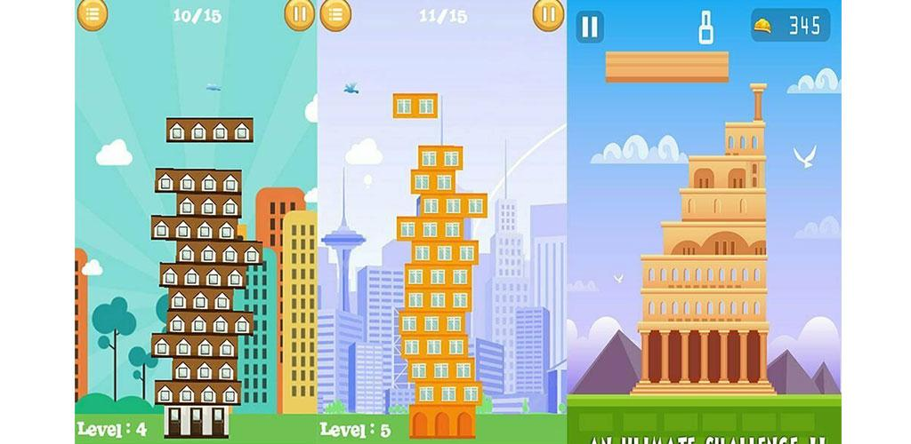 The Tower Balance
