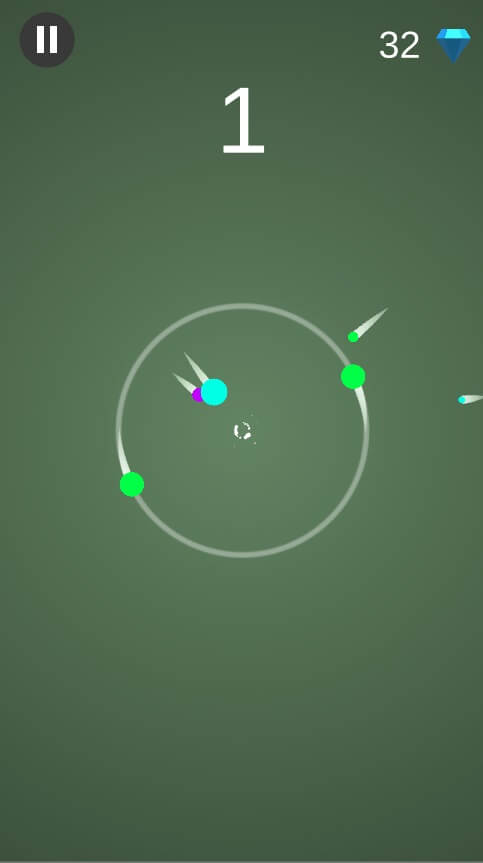 Color Orbit - Complete Unity Game