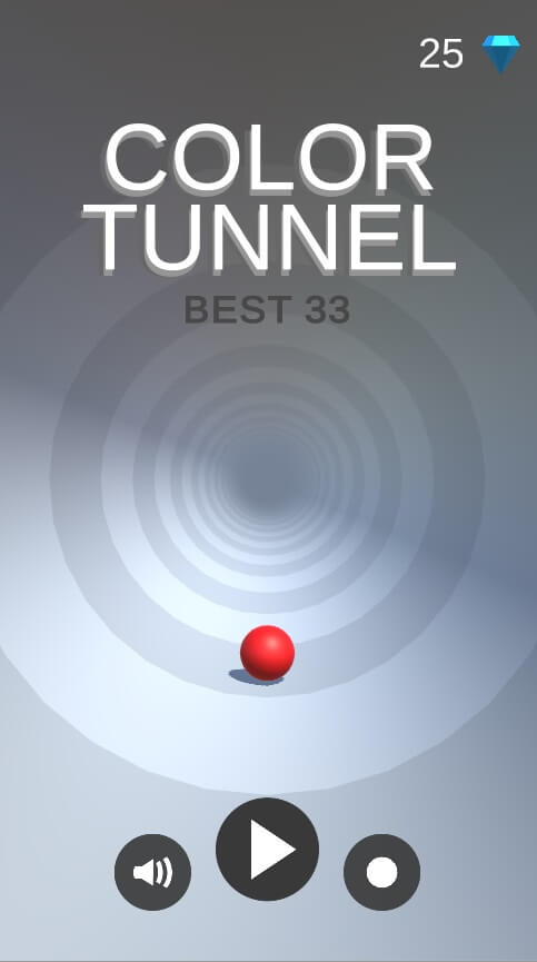 Color Tunnel - Complete Unity Game