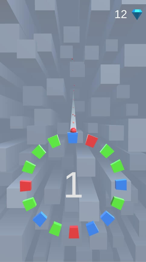 Color Bounce - Complete Unity Game