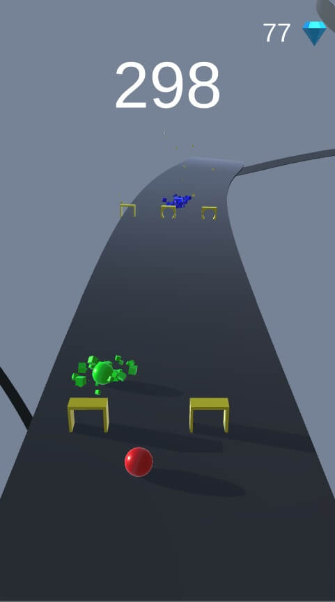 Shape Race - Complete Unity Game