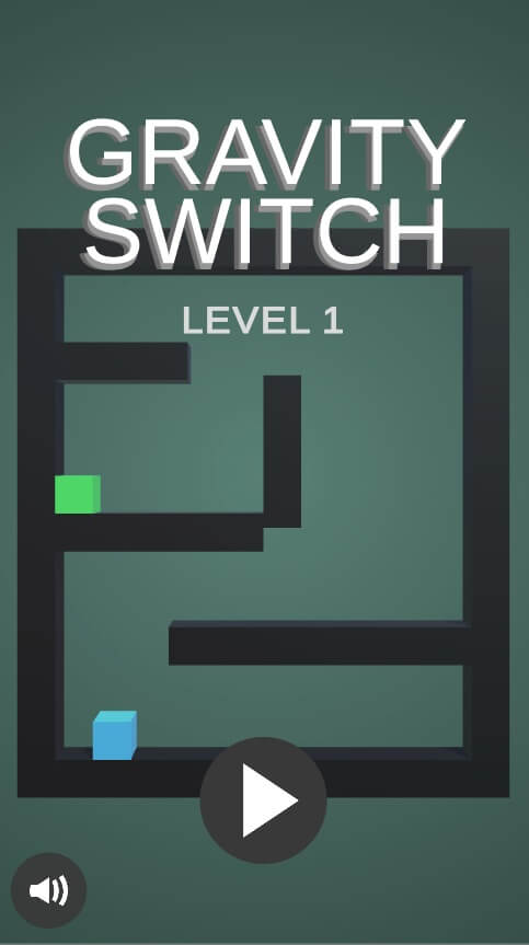 Gravity Switch - Complete Unity Game
