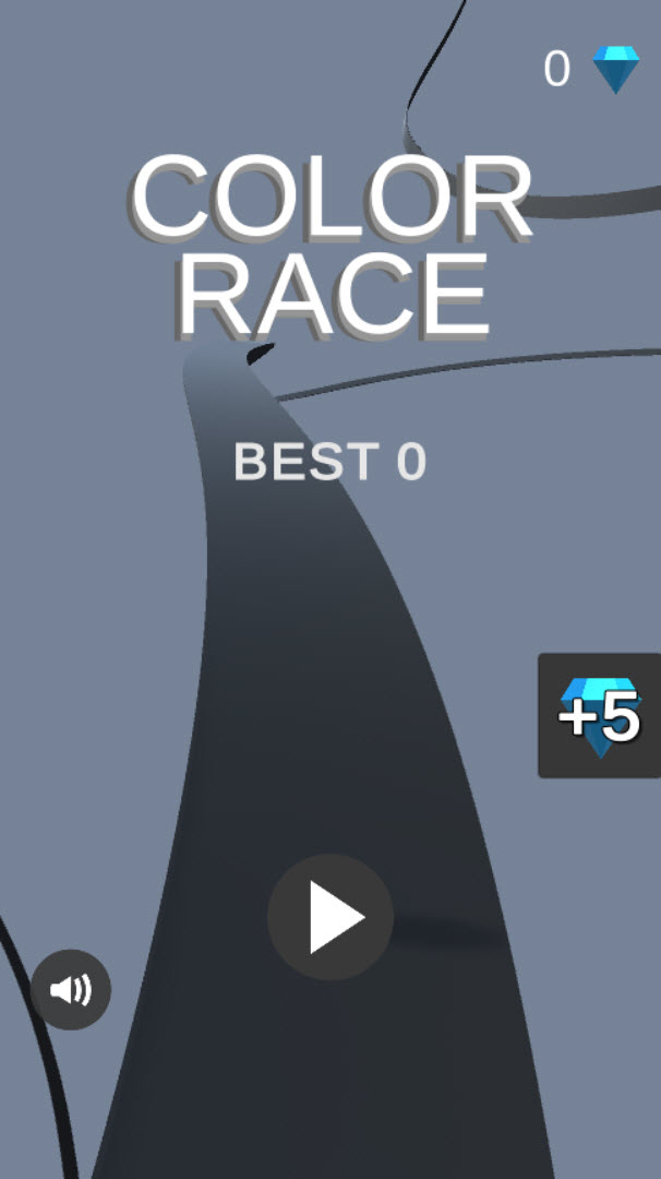 Color Race – Complete Unity Game