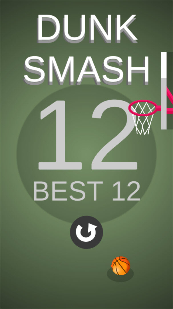 Dunk Smash – Complete Unity Game
