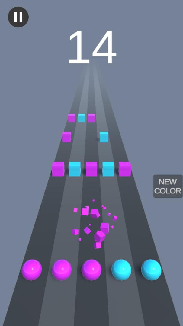 Color Dash – Complete Unity Game
