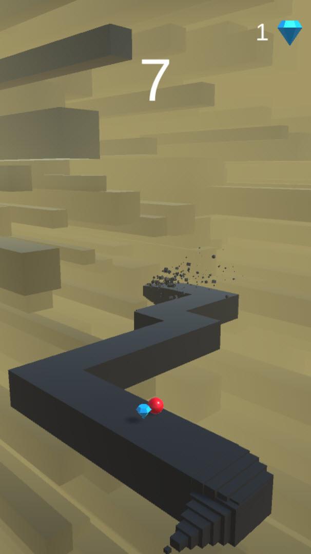 ZigZag – Complete Unity Game