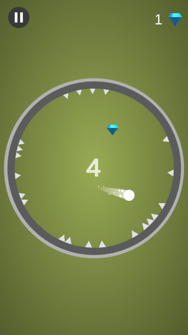 Spiky Circle – Complete Unity Game