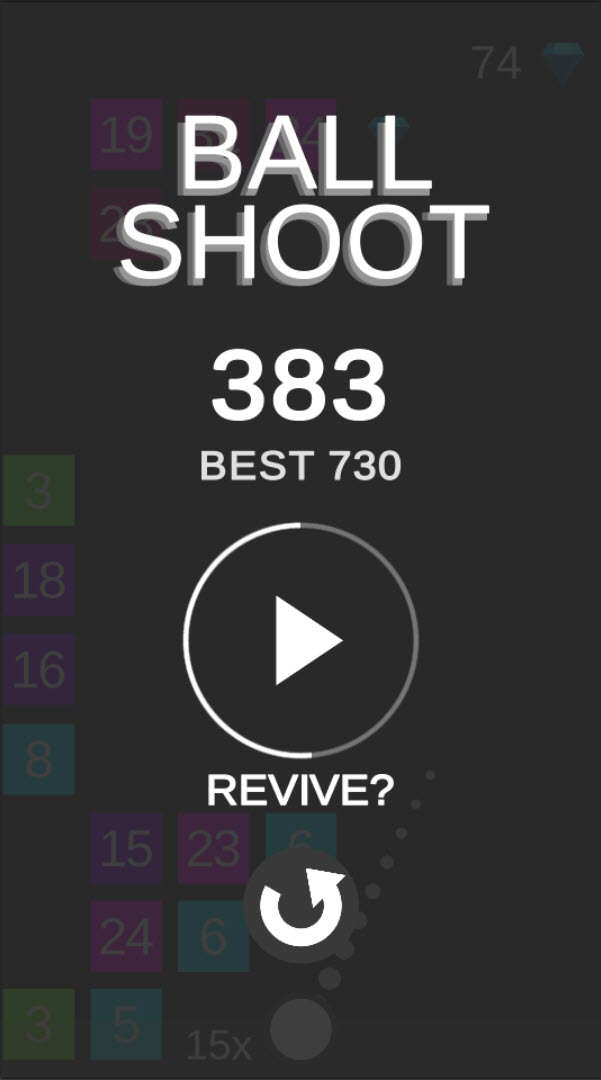 Ball Shoot – Complete Unity Game