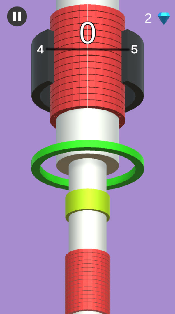 Helix Ring - Complete Unity Game