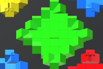 Block Run - Complete Unity Game