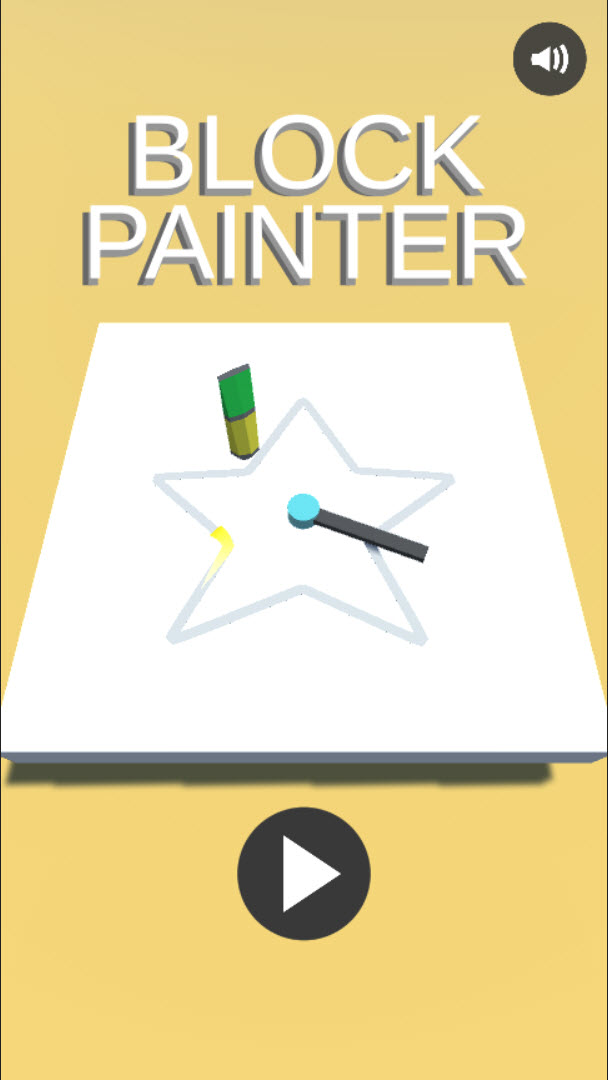 Block Painter - Complete Unity Game