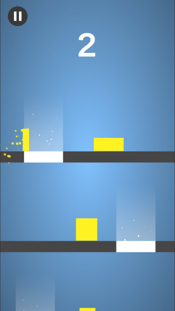 Cube Dash - Complete Unity Game