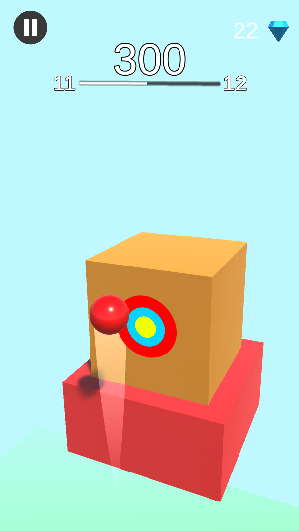 Ball Rise - Complete Unity Game