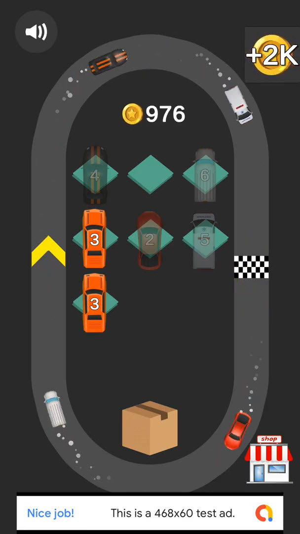 Car Merger - Complete Unity Game