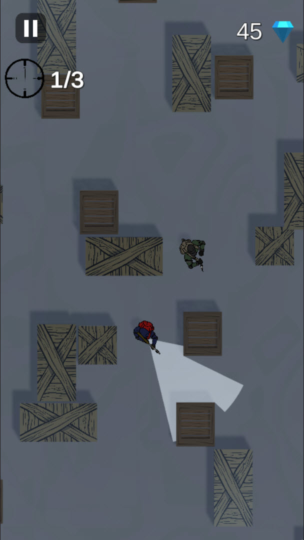 Stealth Assassin - Complete Unity Game