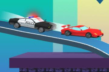 Police Chase - Complete Unity Game