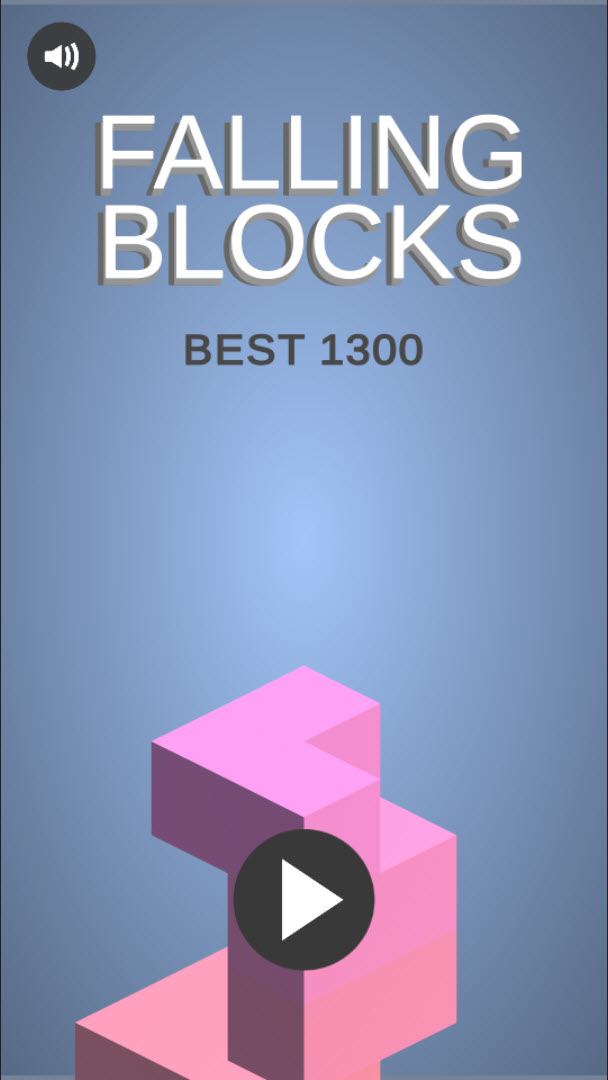 Falling Blocks Complete Unity Game