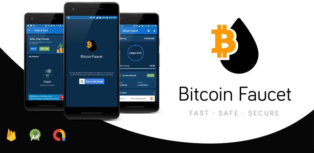 Bitcoin Faucet - Fastest Bitcoin faucet ever