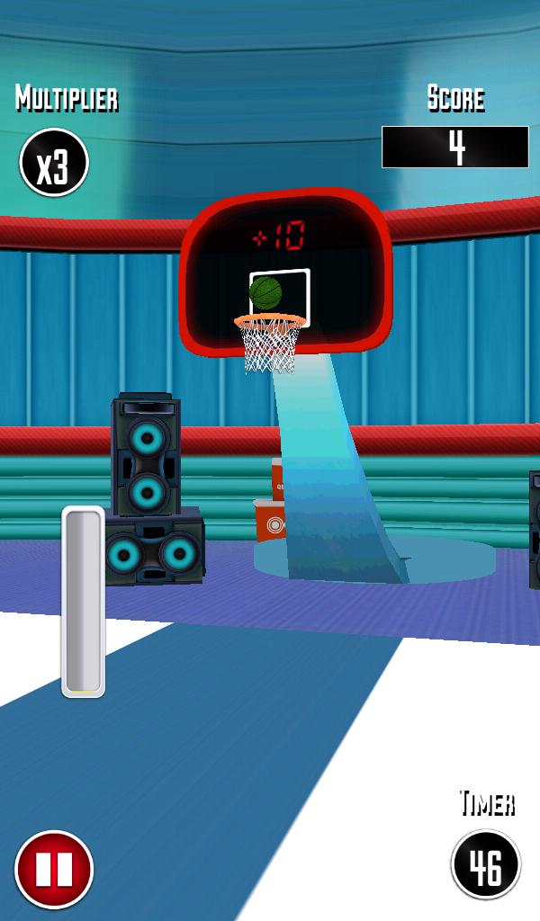 Basketball Dunk Challenge 3D