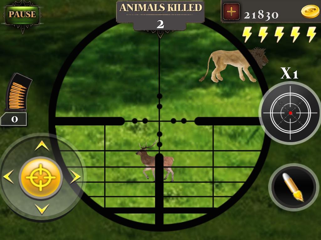 Deer Hunt African Safari 2015